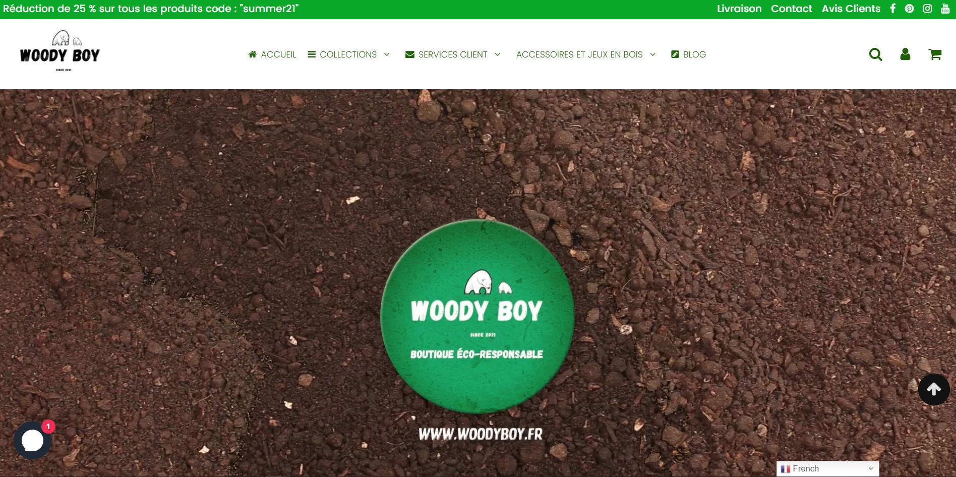 Woody Boy